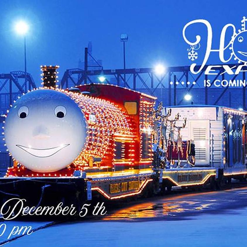 KCS Holiday Train!