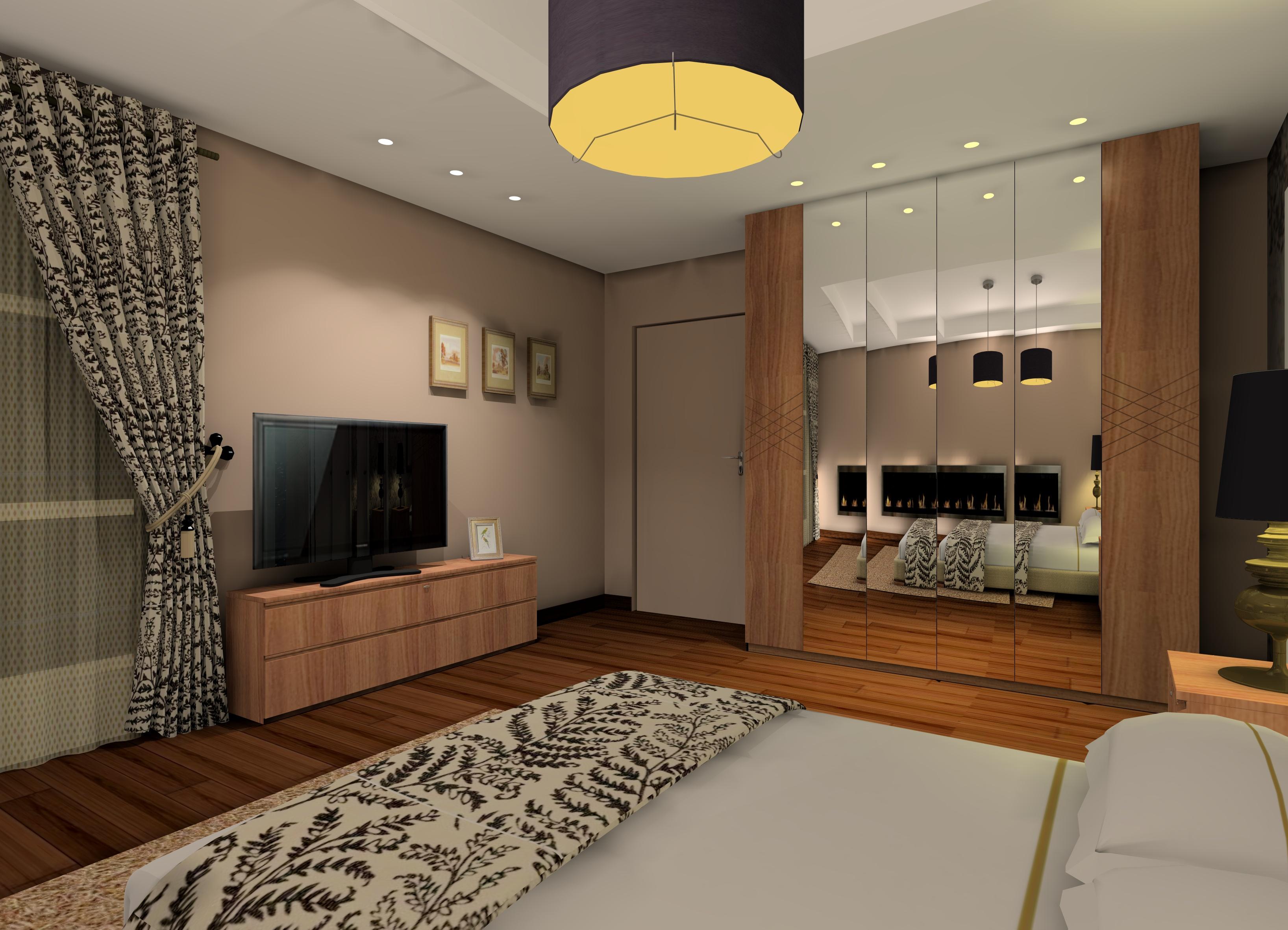 6 Master Bedroom