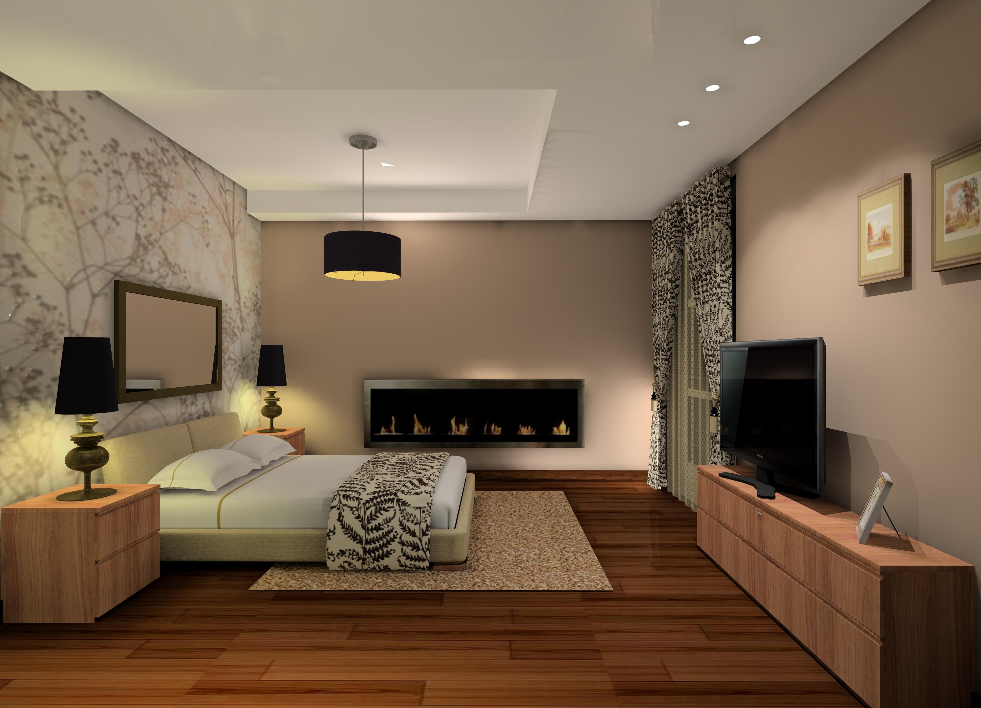 1 Master Bedroom