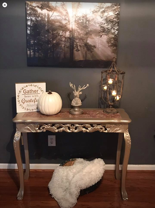 Entry Table / Sofa Table