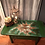 Thumbnail: Patina coffee table with side leaves