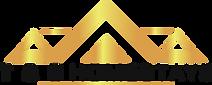 T & S Homestays Logo Black.png