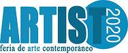 Logo ARTIST final (celeste tono TRUE) ba