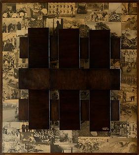 Moises Bentata. Equilibrium, 1998