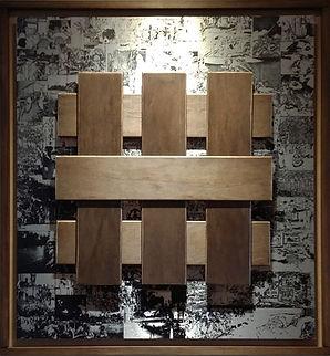 Moisés Bentata - Equilibrium (versión aluminio), 1998