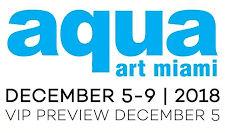 Logo Aqua art Miami (WIX noticias mejora