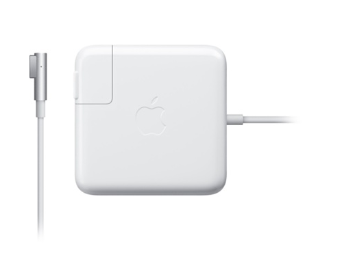 60 Watt  Charger 2009-12. magsafe 1. Genuine Apple.