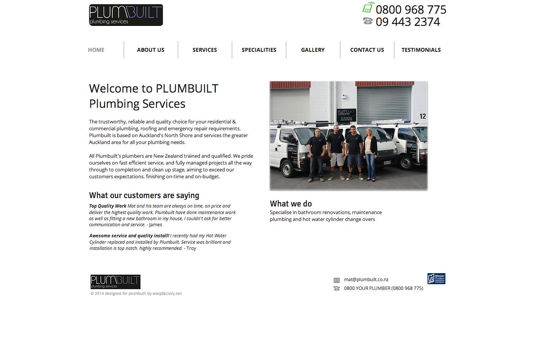 plumbuilt