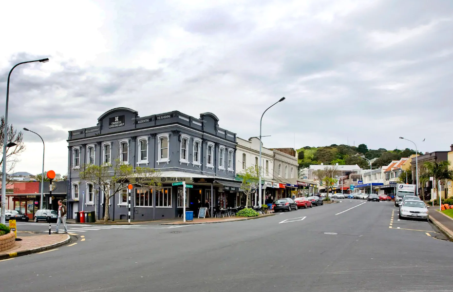 Devonport Village main st.png