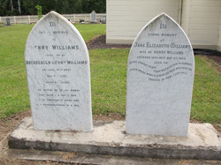 Tombstones of Henry Williams Jnr and Jane Williams.jpg