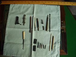 Writing desk tools
