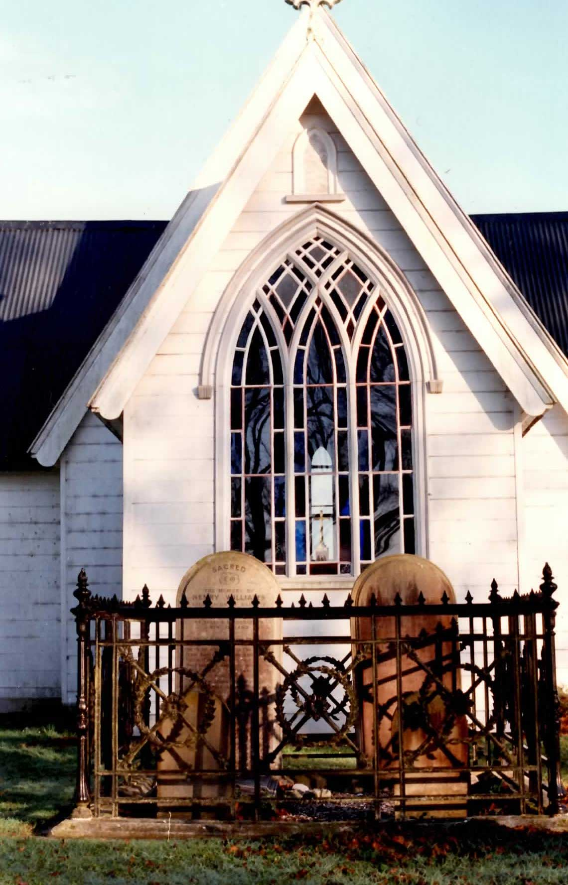 Holy Trinity Church Pakaraka