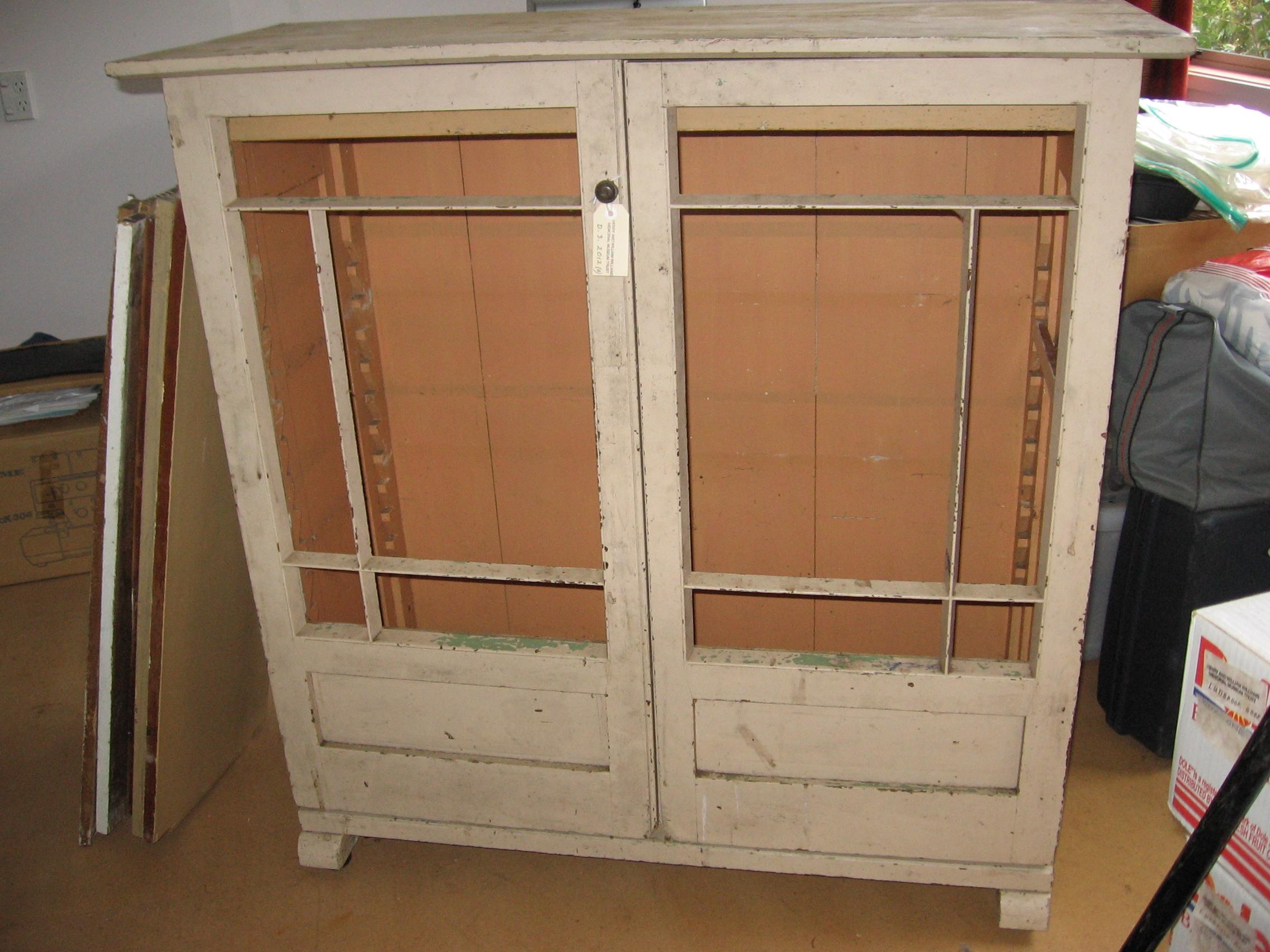 Shorter Kauri Cabinet