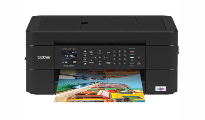 Brother MFCJ491DW Wi-Fi Printer