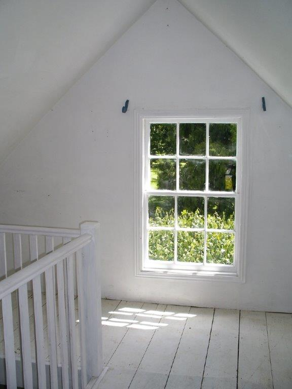 Attic outer room