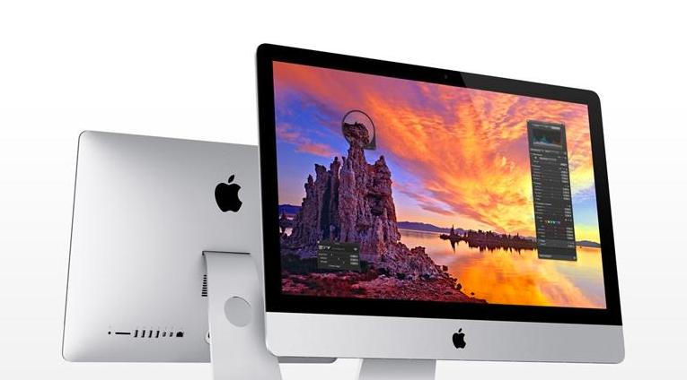 """iMac 21.5"""" i5 2.7GHz 8GB RAM 512GB SSD B+"""