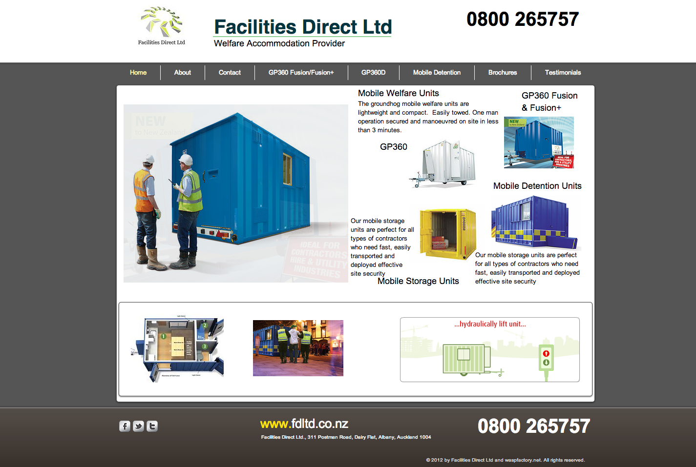 facilities direct