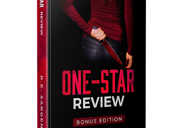 Signed Book - One-Star Review - Bonus Edition