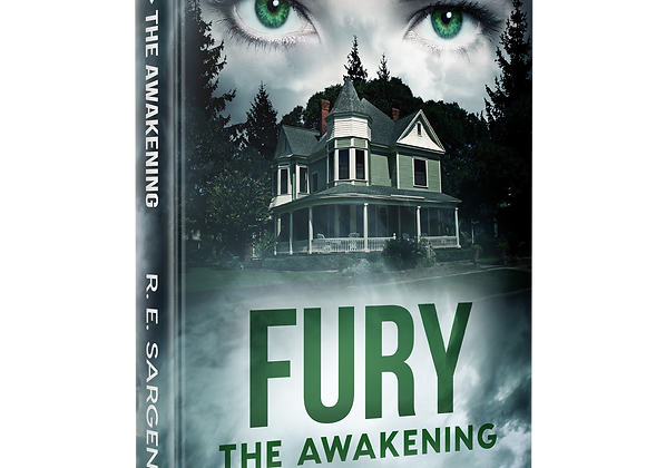 Signed Book - Fury: The Awakening