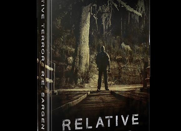 Signed Book - Relative Terror