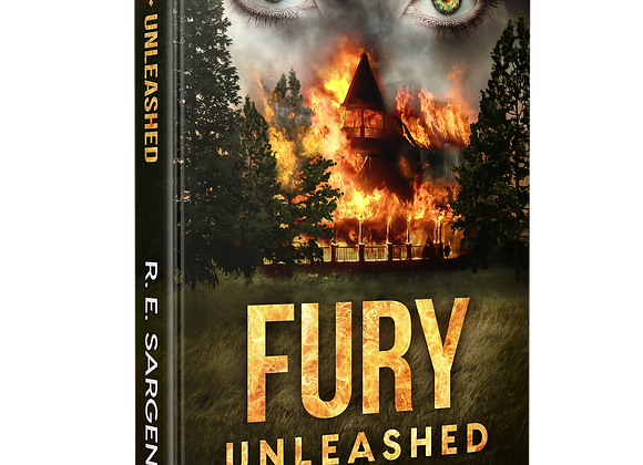 Signed Book - Fury:Unleashed