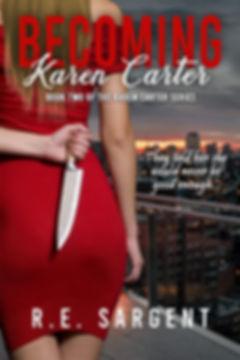 Becoming Karen Carter Kindle Cover New -