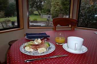 Farmstay Breakfast