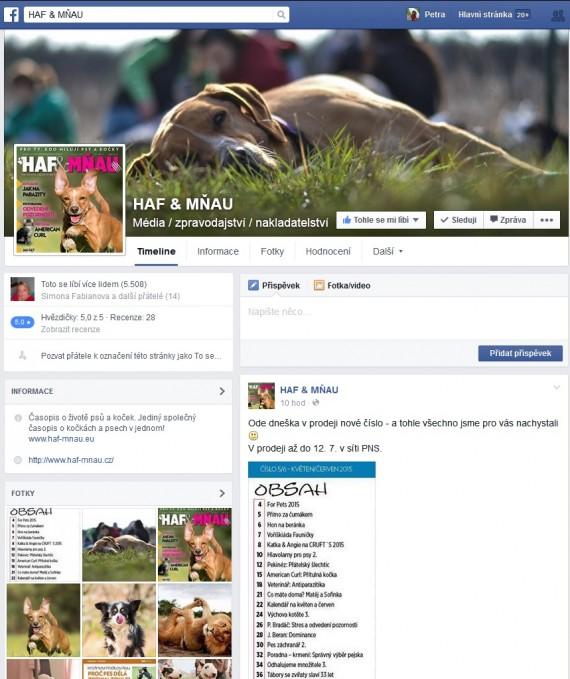 FB Haf & Mňau