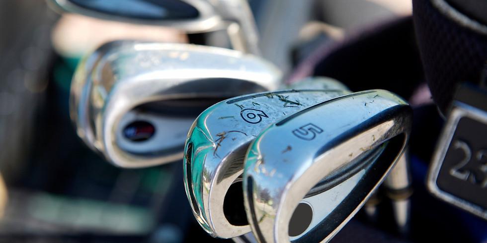 Activité de golf de la Fondation du CHRR