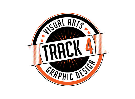 Track 4 Visual Arts Logo