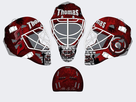 Hockey Goalie Helmets