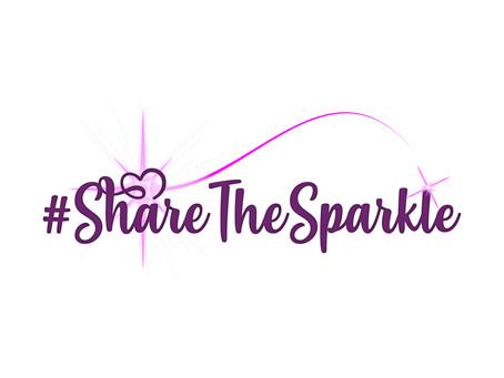 Share the sparkle