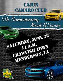 Cajon Camaro Club