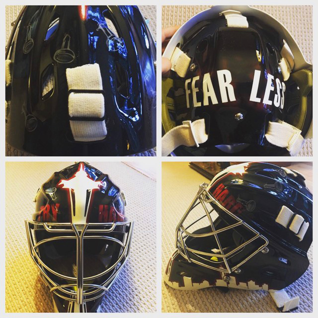 Hockey Goalie Helmet 2