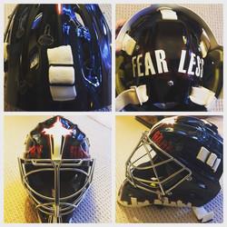 Hockey Goalie Helmet 2