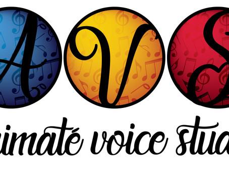 Voice Studio Logo Design