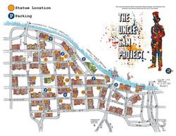 Booklet Inner Map Spread