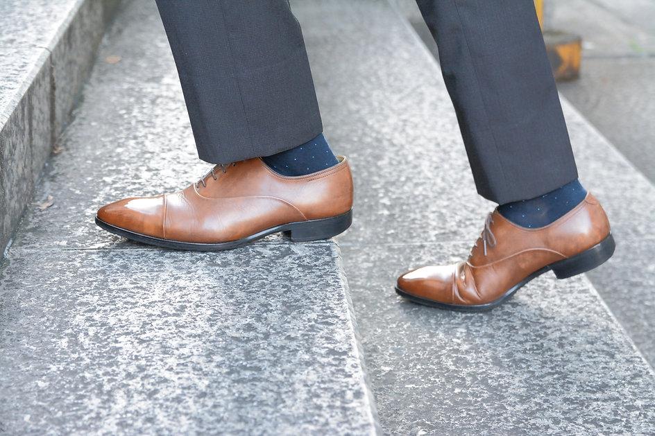 靴磨き バックグラウンド
