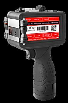Impresora Loteadora Manual - Marcadora de Lote y Fecha de caducida manual - MDJET Mobile