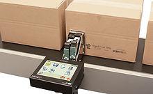 Codificador de cajas inkjet