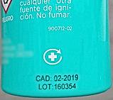 Impresión de Lote en envase plástico de Cosmetica