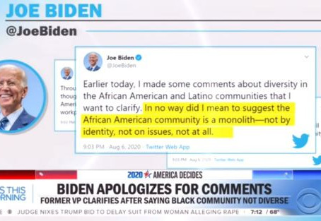 Assault on America, Day 587: Americans must realize we deserve a lot better than Joe Biden