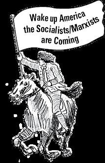 FedUpPACLogo_Paul Revere WakeUp Socialis