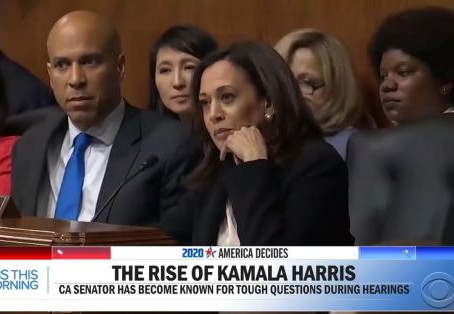 Kamala Harris Is Hillary Clinton Without The Charm