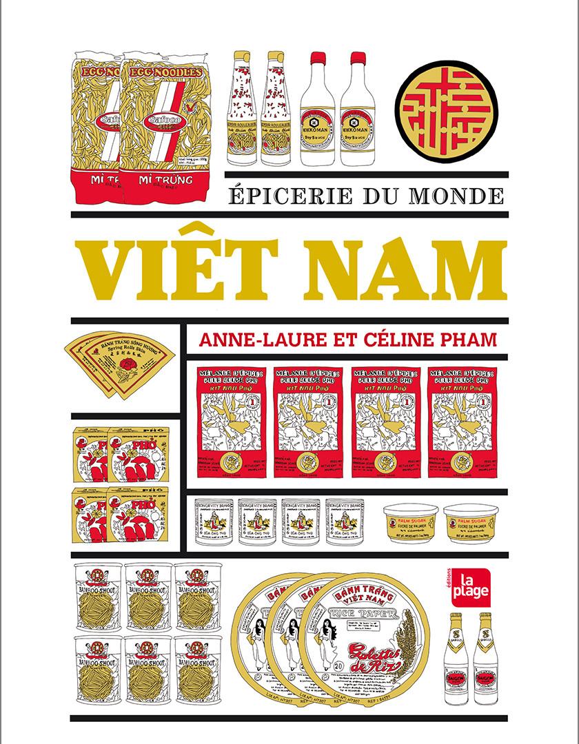 Viêt Nam, paru chez La Plage.
