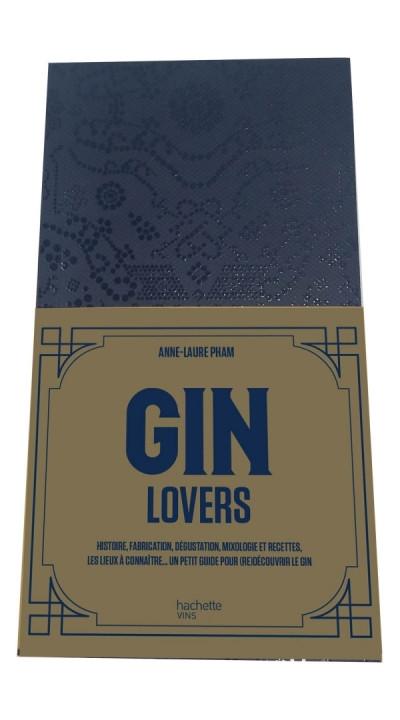 Gin Lovers, paru chez Hachette.