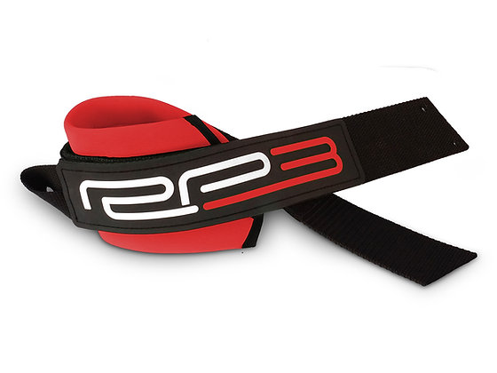 RP3 Foot Straps (Red)