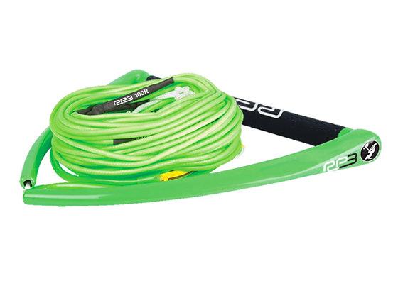 RP3 Joy Stick - Pro Flyer Handle & Rope (Lime)