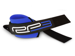 RP3 Ankle Strap Side View Blue