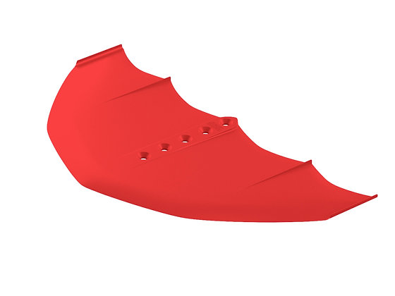 RP3-Manta v2 Front Wing (Red)